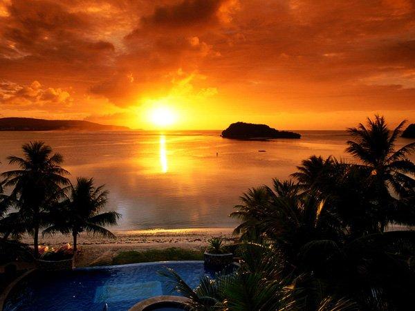 Izlazak i zalazak sunca Srgc5x7sngd