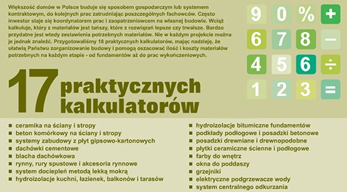 KALKULATORY BUDOWLANE (PL)