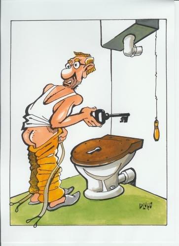 toilettensprüche ;0) - lustich.de