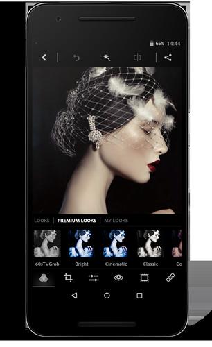 Adobe Photoshop Express v3.6.330 [Premium]
