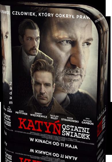 Katyń – Ostatni świadek (2018) Blu-ray Video-536p-H.264-AVC-AAC/Lektor/PL