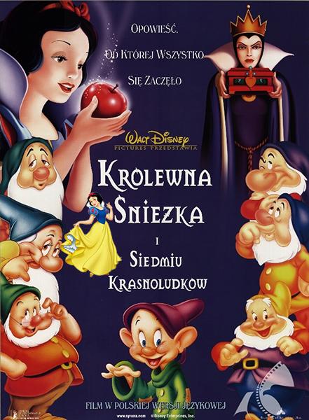 Królewna Śnieżka i siedmiu krasnoludków (1937) Blu-ray Video-BDAV-AAC-ZF/Dubing/PL