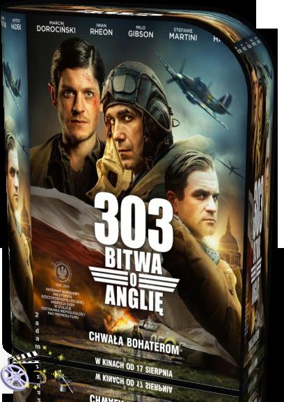 303. Bitwa o Anglię (2018) KiT-MPEG-4-530p-H.264-AVC-AAC/Napisy/PL