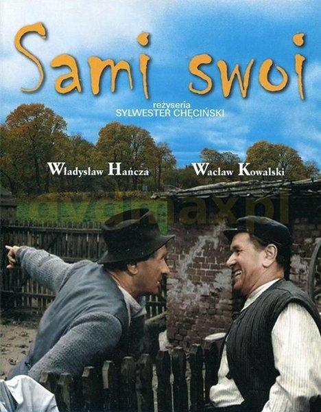 Sami swoi (1967) KiT-MPEG-4-HDV 720-AAC/Lektor/PL