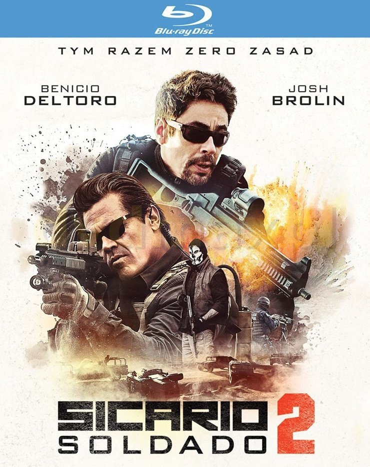 Sicario 2 / Sicario: Day of the Soldado (2018) MULTi.720p.BluRay.DTS.x264-PSiG / Lektor PL i Napisy PL