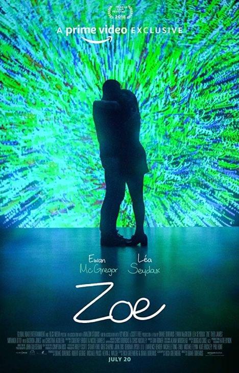 Kochanek idealny / Zoe (2018) PL.RETAiL.PAL.DVD9-P2P / Polski Lektor i Napisy PL