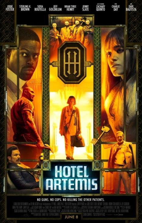 Hotel Artemis (2018) PL.1080p.BluRay.DD5.1.x264-P2P / Lektor PL i Napisy PL