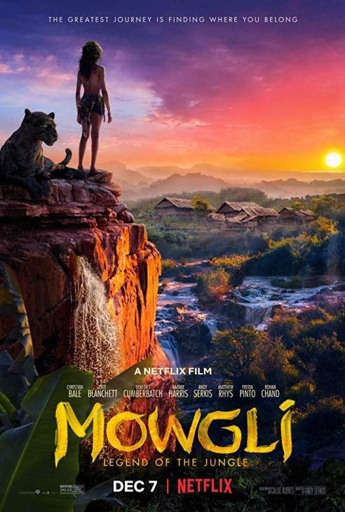 Mowgli: Legenda dżungli / Mowgli: Legend of the Jungle (2018) PLDUB.NF.WEB-DL.XviD-KiT / Dubbing PL
