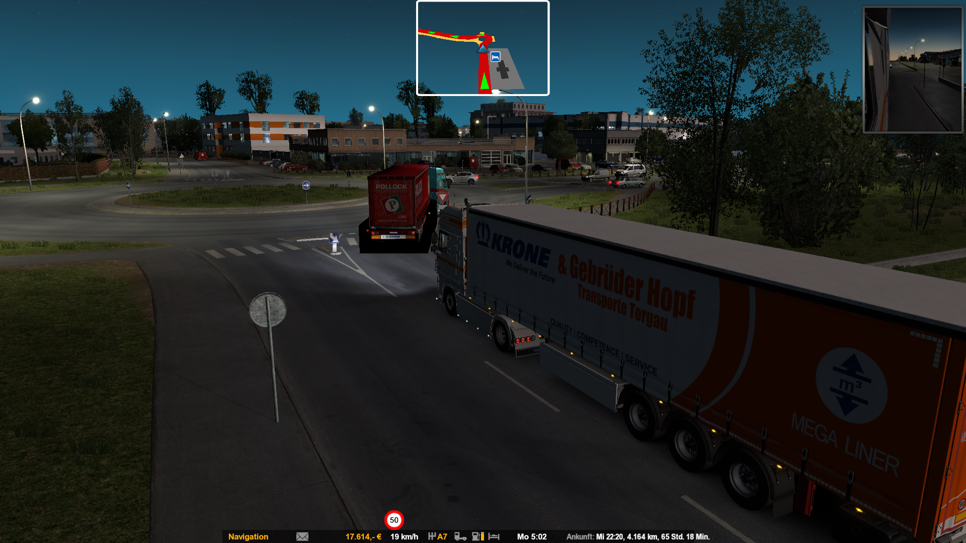 Truck traffic pack by Jazzycat v2 3 1(updated 10 09 2016