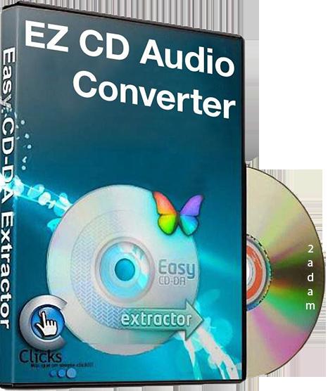 EZ CD Audio Converter Ultimate 7.1.8.1 (PL) + Portable