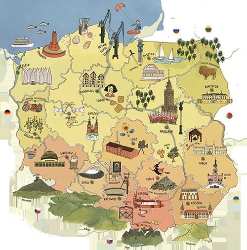 Sygic Mapa Polski + Niemcy + Holandia(Czerwiec) ( v 2018.03)