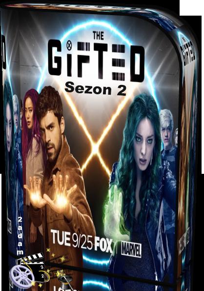 The Gifted: Naznaczeni(2018) KiT-MPEG-TS-HDTV-720p-H.264-AC-3 /Lektor/PL