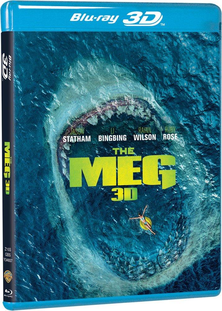 The Meg 3D (2018) MULTi.1080p.BluRay.Half-OU.DTS..x264-PSiG / Lektor PL i Napisy PL